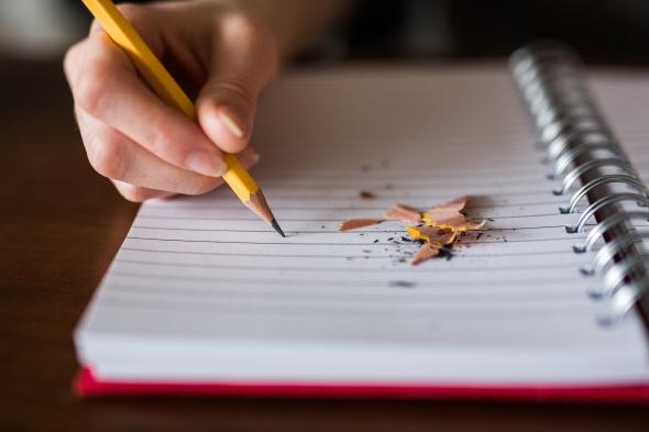 Write_Pencil_shavings