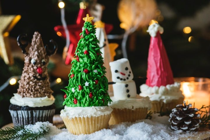 christmas-cup-cakes