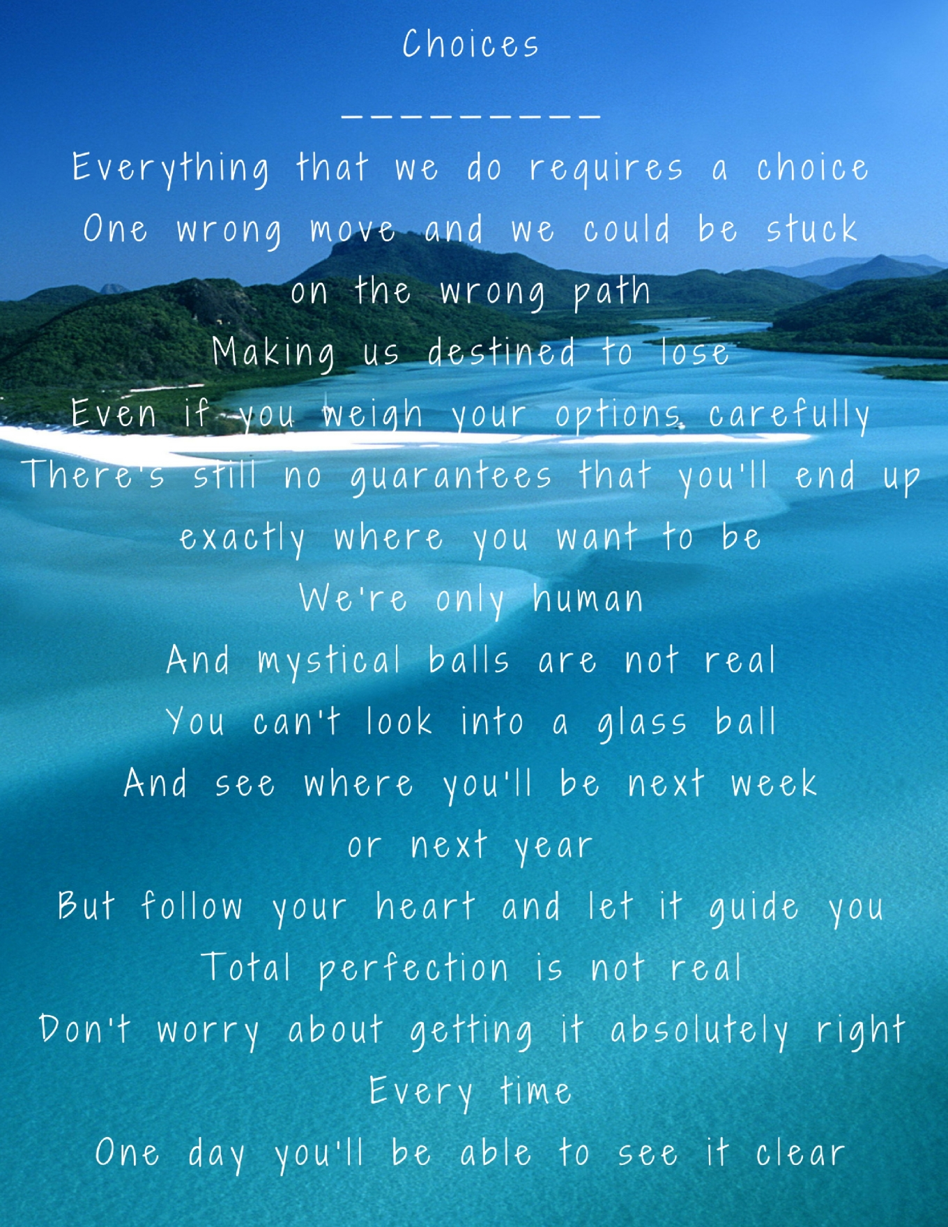 choices-the-poem