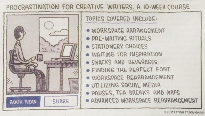procrastination-for-writers-10-week-course-LOL