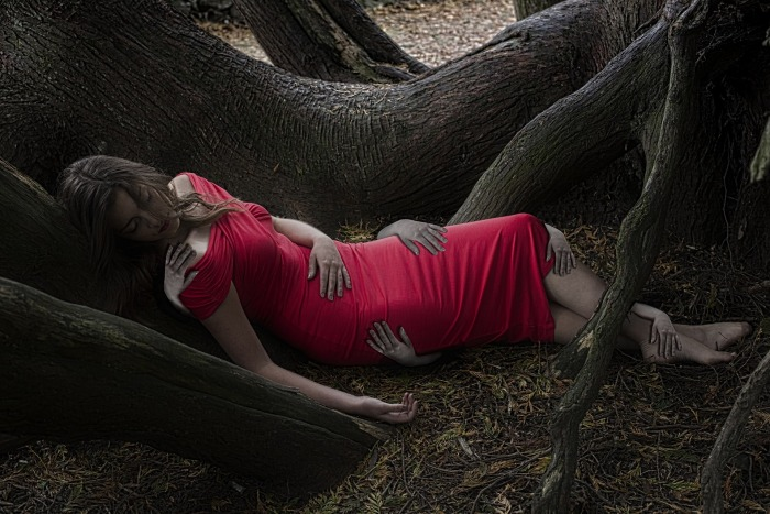 woman-dreaming-with-trees-